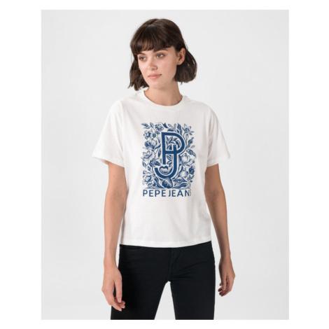Pepe Jeans Alissa T-Shirt Weiß