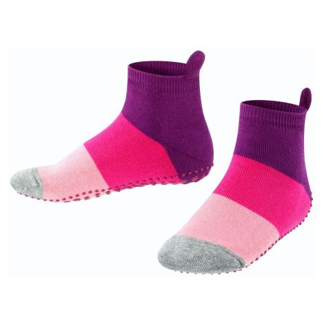 Falke Kinder Quarter Socken Colour Block