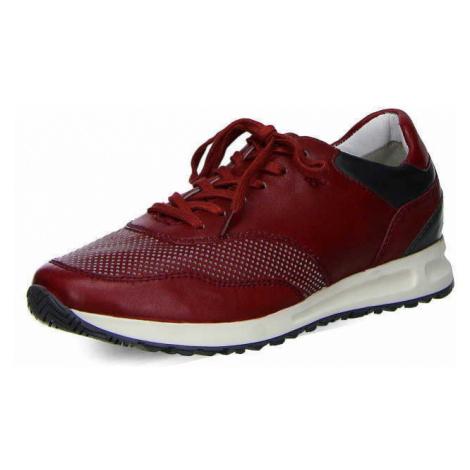Herren Josef Seibel Sneaker rot