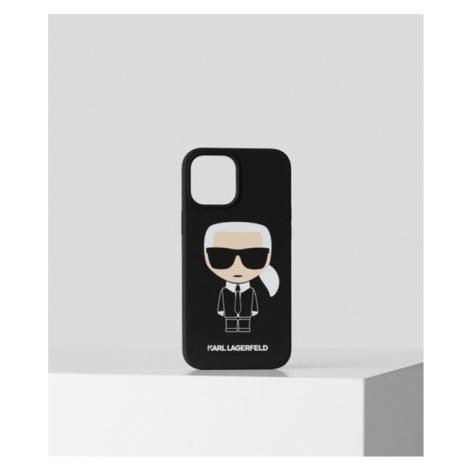 K/Ikonik Handyhülle für iPhone 12 Pro Max Karl Lagerfeld