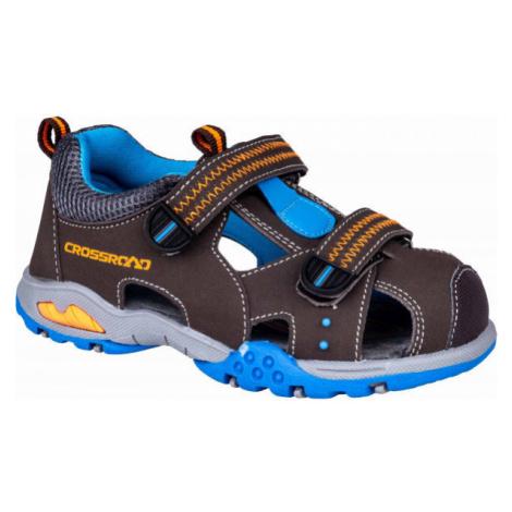 Crossroad MIRABEL braun - Kinder Sandalen
