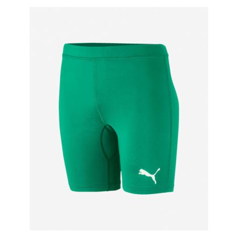 Puma Liga Baselayer Kinder Shorts Grün