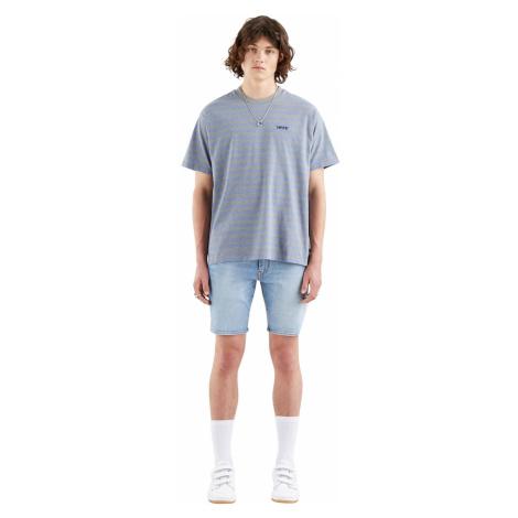 Levi's® Herren Jeans Short 412 Slim Fit Blau Levi´s