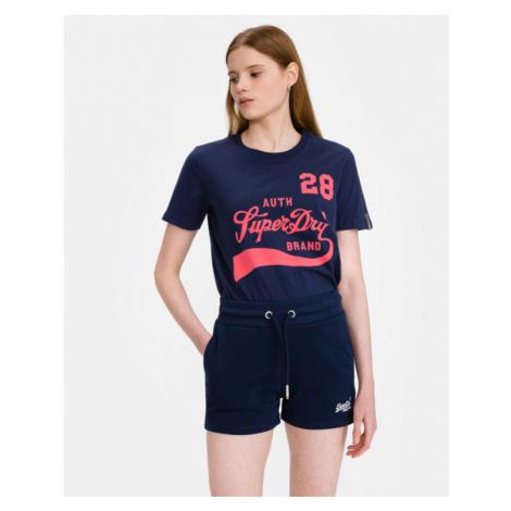 SuperDry Collegiate Cali State T-Shirt Blau