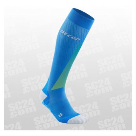 CEP Ultralight Pro Compression Socks Women blau/grau Größe 35-37