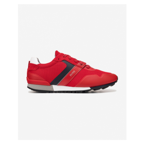 BOSS Parkour Tennisschuhe Rot Hugo Boss