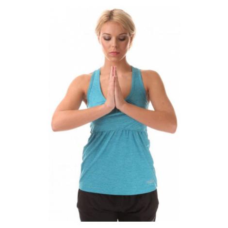 Damen Tank Top/Shirt  yoga Nordblanc NBSLF6187_LDM