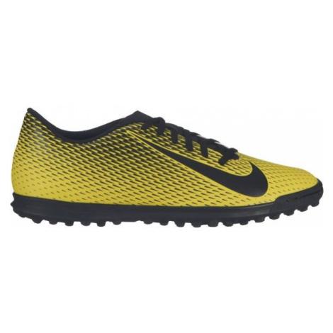 Nike BRAVATAX II TF schwarz - Herren Turf Fußballschuhe