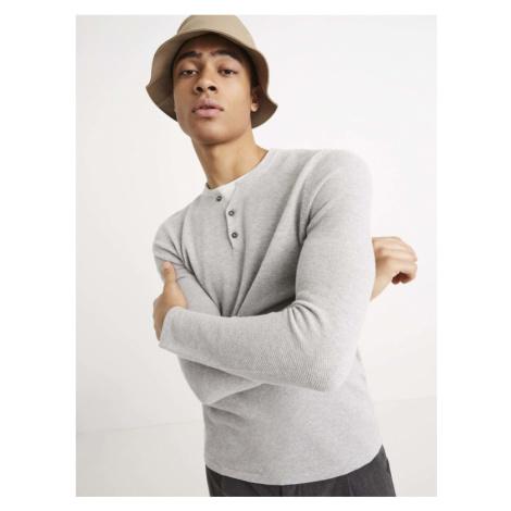 Celio Pullover Grau