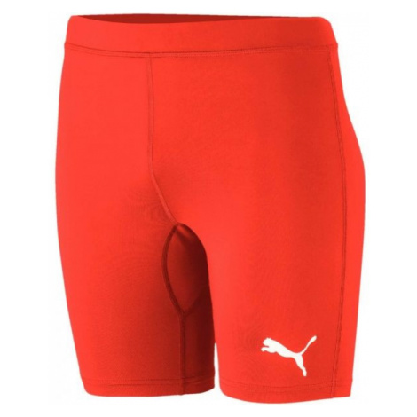 Puma LIGA BASELAYER SHORT TIGHT rot - Herren Shorts