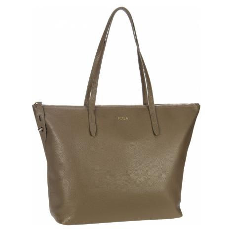 Furla Handtasche Net L Tote Fango (21.3 Liter)