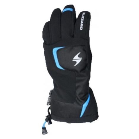 Blizzard REFLEX JNR SKI GLOVES blau - Handschuhe