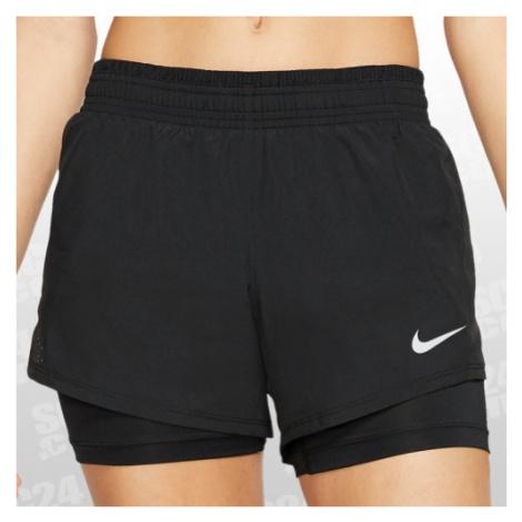 Nike 10K 2in1 Short Women schwarz Größe L