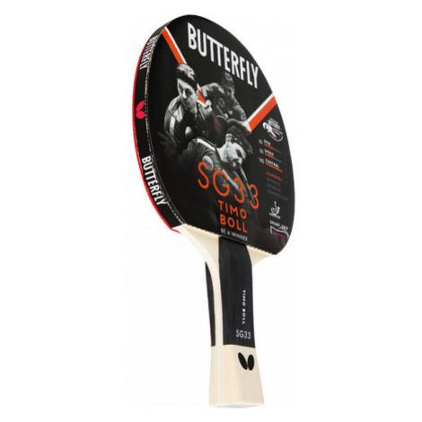 Butterfly TIMO BOLL SG33 - Tischtennisschläger