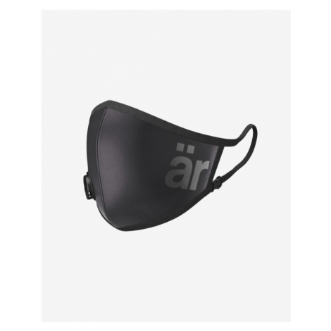 är Big Logo Mask with valve and nanofilter Schwarz
