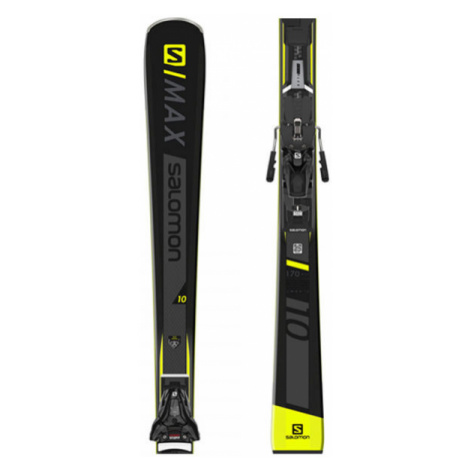 Salomon S/MAX 10 + Z12 GW - Abfahrtsski