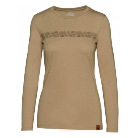 Northfinder ORGESA beige - Damenshirt