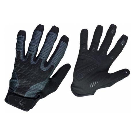 Ultraleichte Radsport MTB Handschuhe Rogelli ADVENTURE, schwarz und grau 060.602.