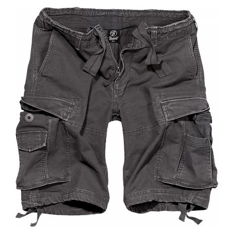 Brandit Shorts VINTAGE CARGO SHORTS BD2002 Charcoal