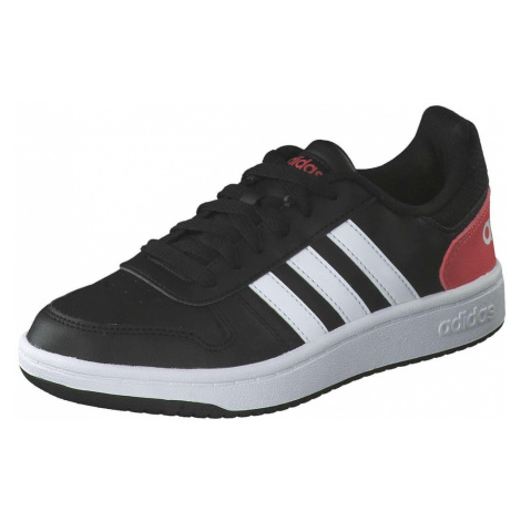 Adidas Hoops 2.0 K Sneaker Mädchen%7CJungen schwarz