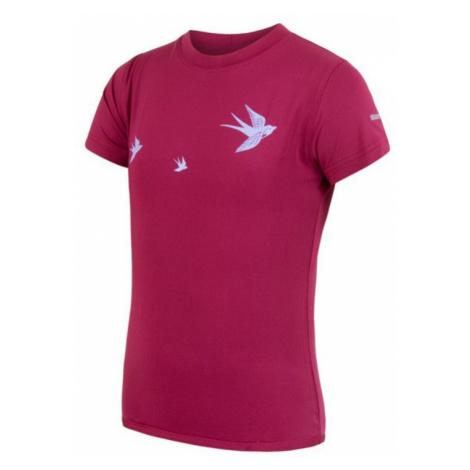 Kinder T-Shirt Sensor COOLMAX FRESH PT SWALOW lilla 17100044