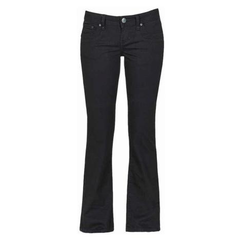 Ltb Damen Jeans Valerie - Bootcut - Schwarz - Black
