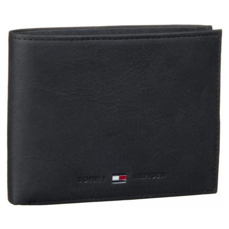 Tommy Hilfiger Geldbörse Johnson Wallet 0665 Black (0.4 Liter)