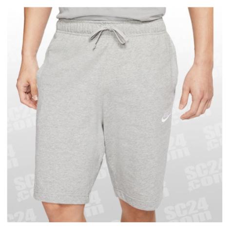 Nike Sportswear Club Shorts grau Größe S