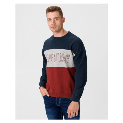 Pepe Jeans Ismael Sweatshirt Blau