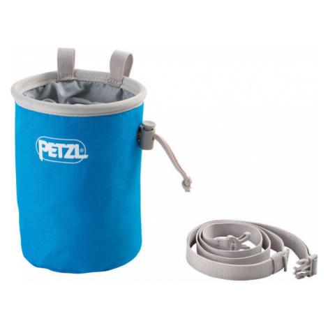 Beutel  Magnesium PETZL Bandi blau