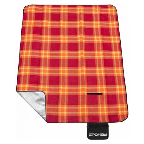 Spokey PICNIC SUNSET gelb - Picknickdecke