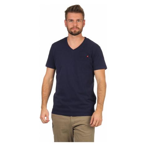 Superdry T-Shirt Herren OL CLASSIC VEE TEE NS Rich Navy