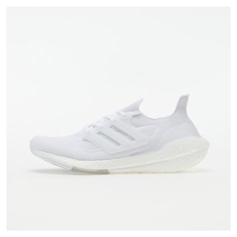 adidas UltraBOOST 21 Ftwr White/ Ftwr White/ Grey Three