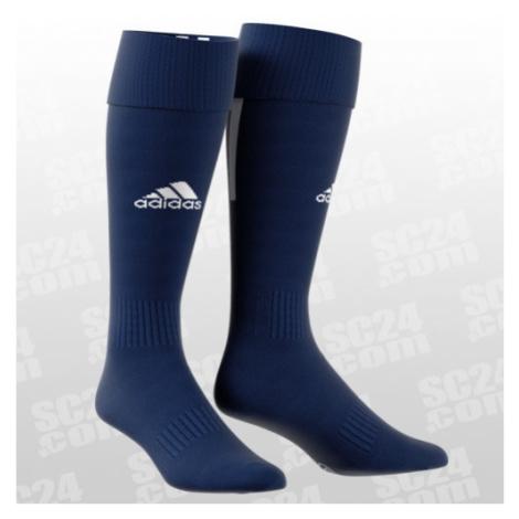 Adidas Santos Sock 18 blau/weiss Größe 37-39