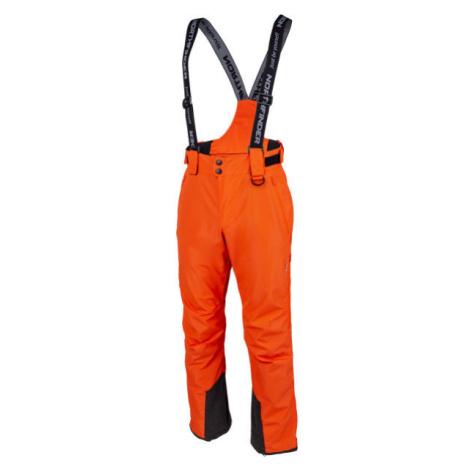 Northfinder QWERYN orange - Herren Skihose
