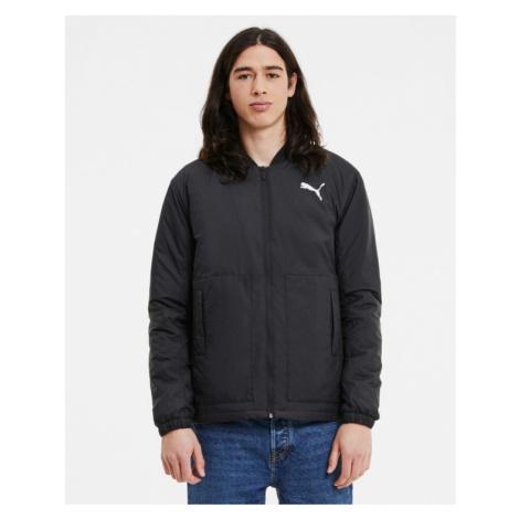Puma Ess+ Style Jacket Schwarz
