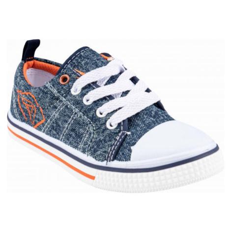 ALPINE PRO DUBHE dunkelblau - Kinder Sneaker
