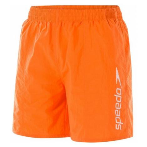 Speedo SCOPE 16 WATERSHORT orange - Herren Badehose