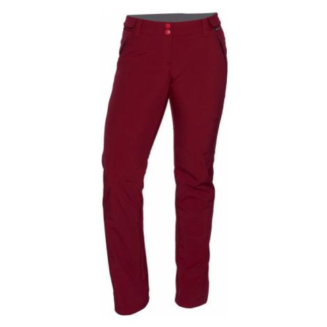 Northfinder SIMETRIA rosa - Damen Softshellhose