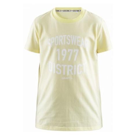 T-Shirt CRAFT District JR 1907210-506000