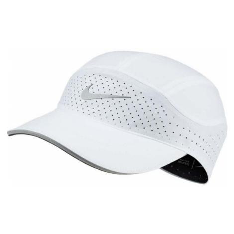 Nike AROBILL TLWD CAP ELITE weiß - Running Cap