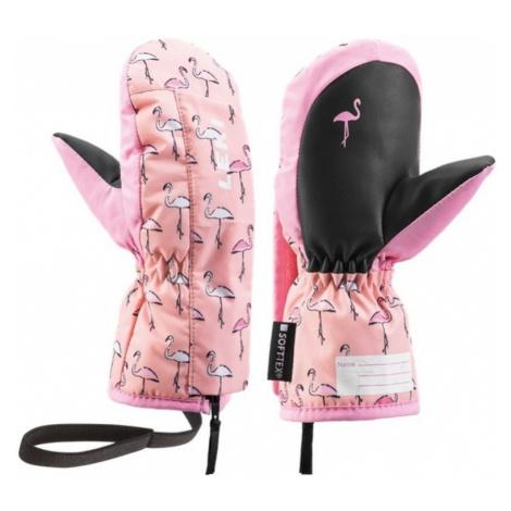 Handschuhe LEKI Little Flamingo Zack Mitt 640890401
