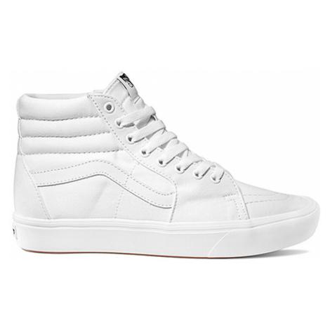VANS Classic Comfycush Sk8-hi Schuhe ((classic) True White) Herren Weiß