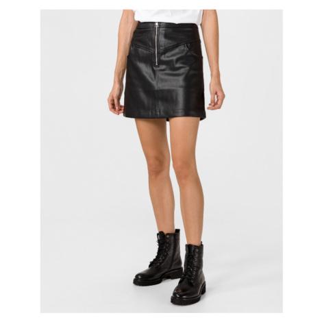 Schwarze a-linien-röcke