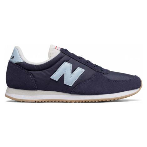 New Balance Sneaker Damen WL220CRC Dunkelblau Navy