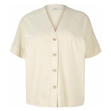 TOM TAILOR MY TRUE ME Damen T-Shirt, beige