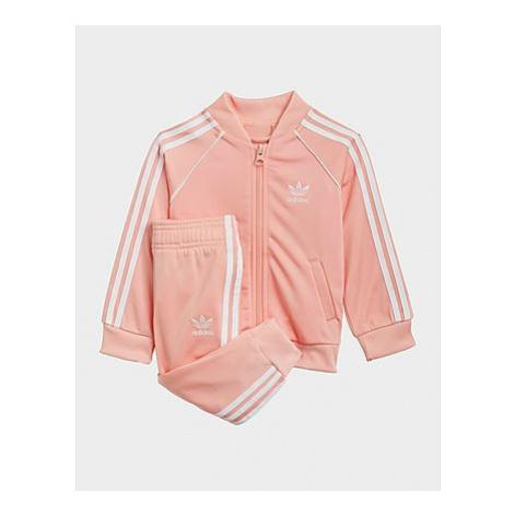 Adidas Originals Adicolor SST Trainingsanzug - Glow Pink / White, Glow Pink / White