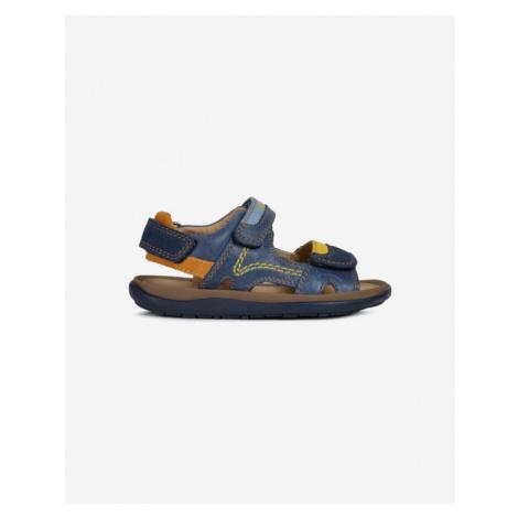 Geox Lipari Sandalen Kinder Blau