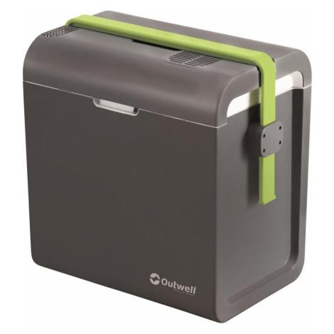 Outwell ECOcool Slate Grey 24L 12V/230V Kühlbox grau