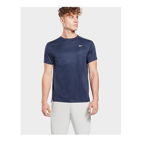 Reebok workout ready tech t-shirt - Vector Navy - Herren, Vector Navy